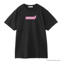 MILKFED.×PROMARE SS TEE BLACK【8月お届け予定】