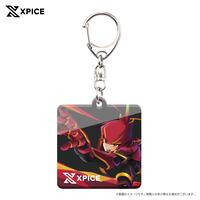 XPICE アクリルキーホルダー レッドペッパー