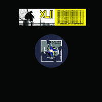 "XLII - Time Slip EP 12"" Vinyl"