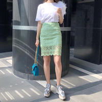 lady lace SK / green