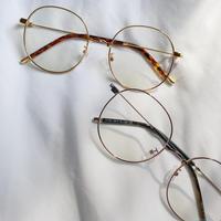 metal  glasses / 2color
