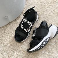 BABY cubic sandal / 4color