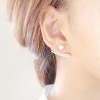 BEACH pearl M-size