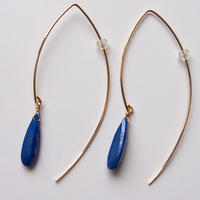 Wire P-Green/Lapis lazuli