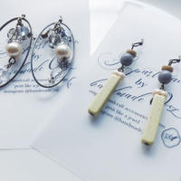 【Order】ピアス2set 片耳オーダー
