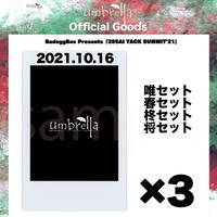 10/16 OSAKA RUMIO チェキ 3枚セット