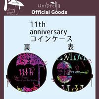 umbrella 11th anniversary コインケース