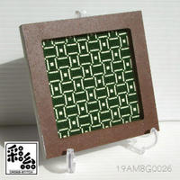 クロスステッチ彩糸図案「編み籠」