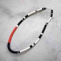 code necklace MONO,ORANGE
