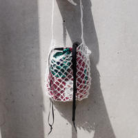 amiami mesh bag WHITE