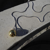gamelan necklace  GOLD
