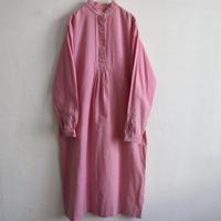 OLD LL BEAN COTTON PULLOVER SHIRT DRESS