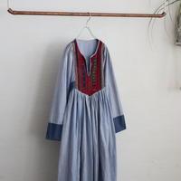 1970'S VINTAGE COTTON DRESS