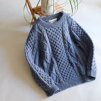 OLD FISHERMAN'S HAND KNIT SWEATER