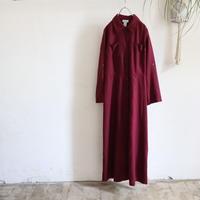 LINEN LONG SHIRT DRESS ↔︎ COAT