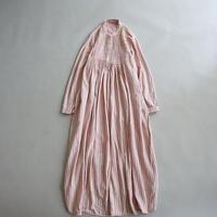 cotton Tyrolean maxi dress