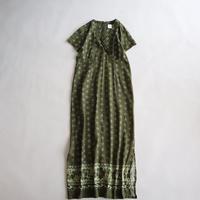 linen rayon maxi dress