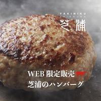 絶品!牛たんハンバーグ 180g ×4pc 〈冷凍〉