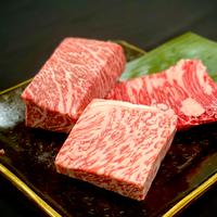 【A5和牛極上ステーキセット梅 500g Halal Wagyu steak Standard set】