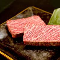 【A5黒毛和牛赤身ステーキ 150g×2枚 Wagyu Lean-meat steak】