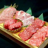 【A5黒毛和牛お家で焼肉焼肉セット 上 500g Halal Wagyu Yakiniku Special set】