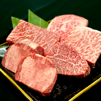 【A5和牛極上ステーキセット松 830g Halal Wagyu steak Premium set】