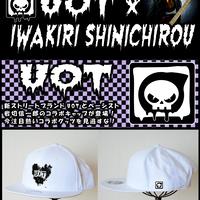 UOT x SHINICHIROU(bass) コラボキャップ