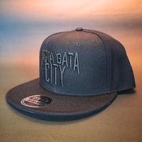 YAMAGATA CITY Flatvisor CAP_Blk/Blk