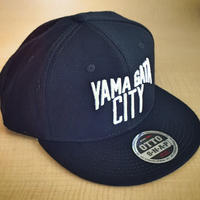 YAMAGATA CITY Flatvisor CAP_Blk