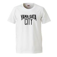 YAMAGATA CITY T-shirt white