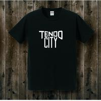 TENDO CITY T-shirt Blk