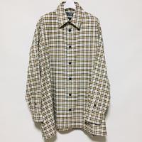 【在庫問い合わせ商品】スーパーBIGチェックシャツ