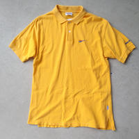 90s Reebok S/S Polo Shirt YLW