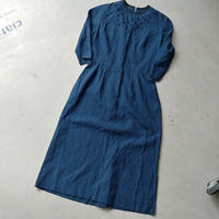 ~90s TOWN TEMPO Rayon Mix One Piece