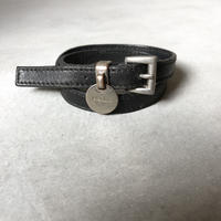 Old PRADA Leather Bracelet 00s