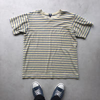 90s Stussy S/S Border Pile Shirt