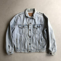 90s Levi's 75525 0404 Denim Jacket