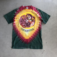 90s Bob Marley CONFRONTATION S/S Tee