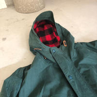 80s L.L.Bean Wool Liner Mountain Parka