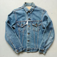 "60s~ Levi's 70505 BIG""E"" Denim Jacket"