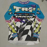 90s TRF TAICHI L/S Motocross Racing Shirt