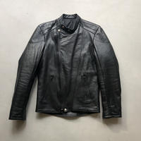 France Made 80s~ FURYGAN Leather Riders Jacket