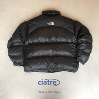 90s THE NORTH FACE Nuptse BLK