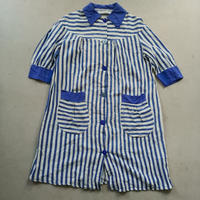 Euro Vintage Stripe One Piece