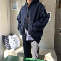90s Carhartt Duck Jacket NVY