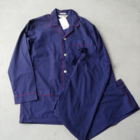 90s pierre cardin Pajama Shirt  Set Up