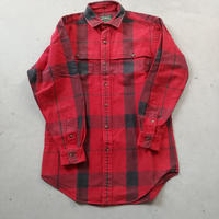 POLO COUNTRY Check L/S Shirt RED