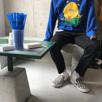 Old SESAME STREET Sweat Pullover