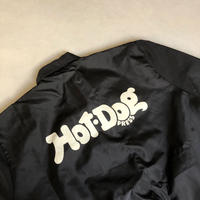 90s Hot Dog PRESS Nylon Coach Jacket