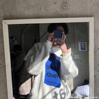 sonic youth by ciatre Washing Machine sweater WHT